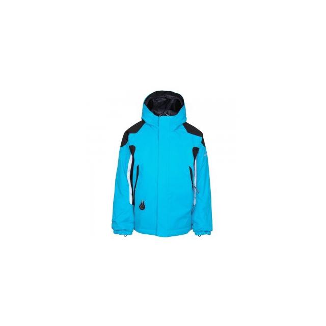 Obermeyer - Cruise Insulated Ski Jacket Little Boys', Bluebird, 2