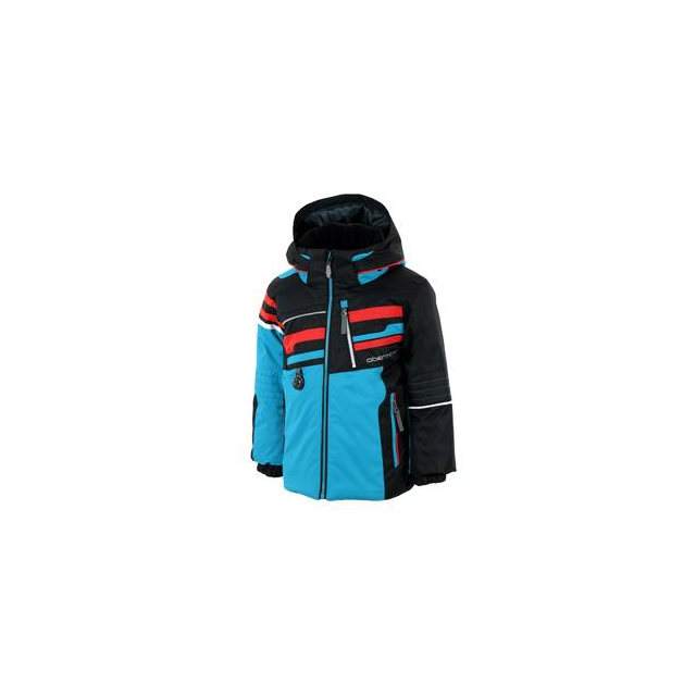 Obermeyer - Stryker Insulated Ski Jacket Little Boys', Lava, 3