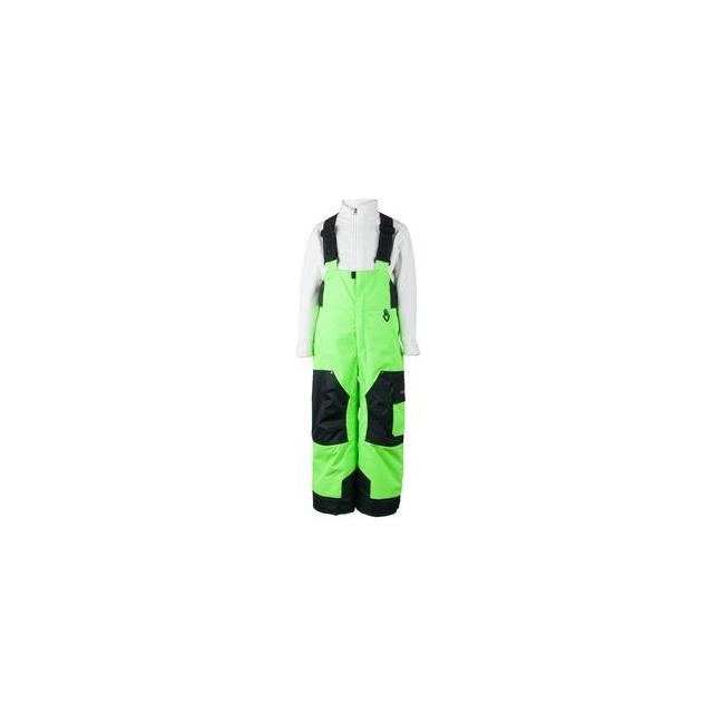 Obermeyer - Volt Insulated Ski Pant Little Boys', Lava, 2