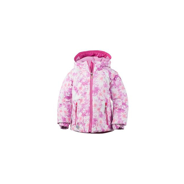 Obermeyer - Arielle Insulated Ski Jacket Little Girls', Folklore Print, 3