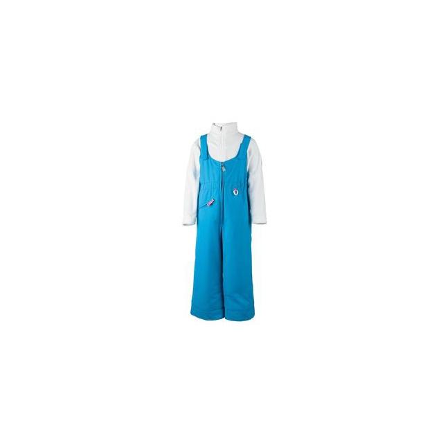 Obermeyer - Snoverall Insulated Ski Pant Little Girls', Bluebird, 2