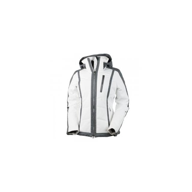 Obermeyer - Cortina Ski Jacket Women's, White, 10