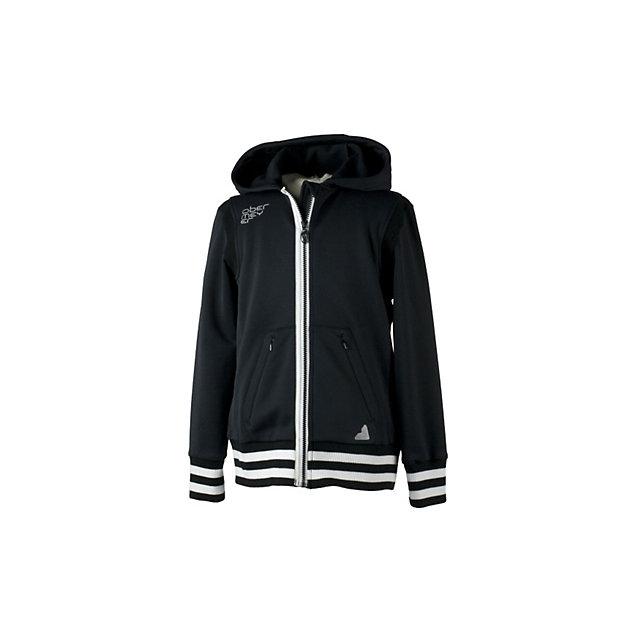 Obermeyer - Cascade Fleece Jacket Boys', Black, L