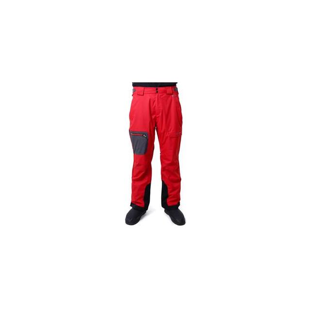 Obermeyer - Batten Insulated Ski Pant Men's, Deep Red, S
