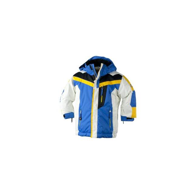 Obermeyer - Giant Slalom Ski Jacket Little Boys', Electric Blue, 2