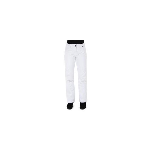Obermeyer - Malta Insulated Ski Pant Women's, White, 14