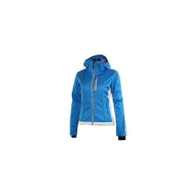 Obermeyer - Mackenzie Insulated Ski Jacket Women's, Diva Blue, 16