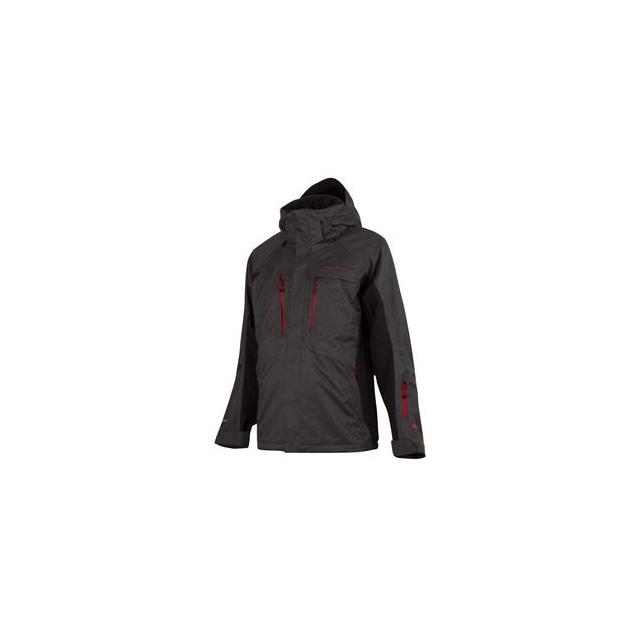 Obermeyer - Impact Insulated Ski Jacket Men's, Ebony, XL
