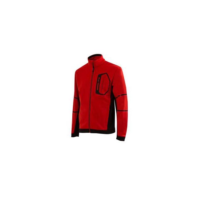 Obermeyer - Ronnie Full-Zip Fleece Jacket Men's, Lava, S