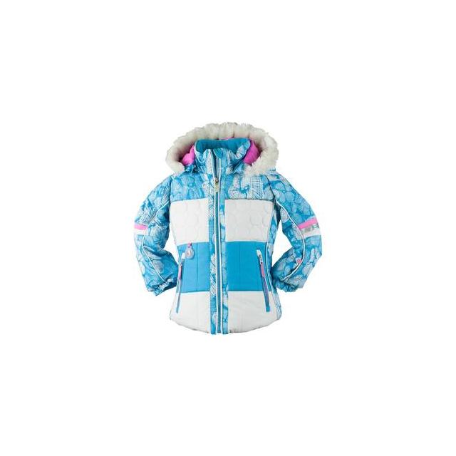 Obermeyer - Lush Ski Jacket Little Girls', Wild Berry, 2
