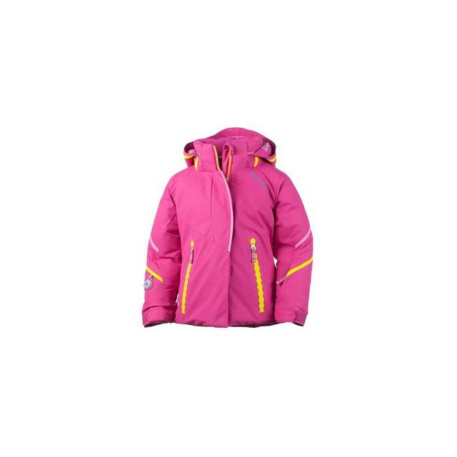 Obermeyer - Brier Insulated Ski Jacket Little Girls', Wild Pink, 2