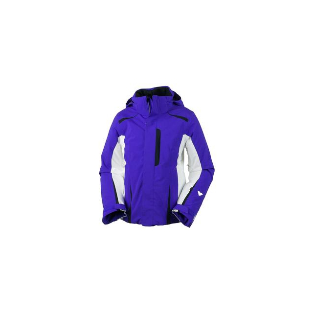 Obermeyer - Vivian Insulated Ski Jacket Girls', Purple Reign, XS