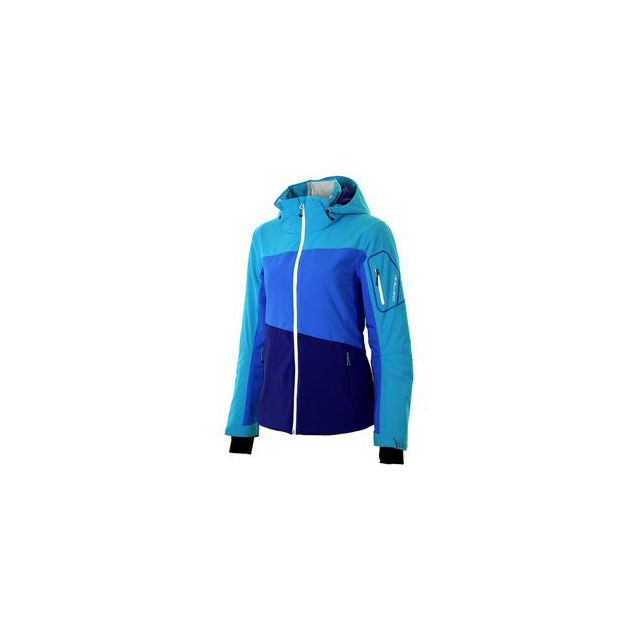 Obermeyer - Luna Insulated Ski Jacket Women's, Azure, 2
