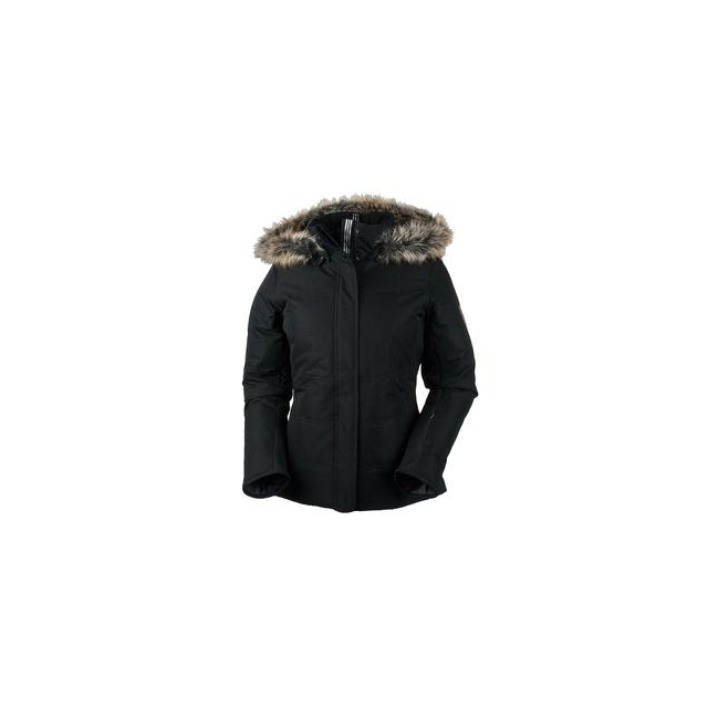 Obermeyer - Tuscany Insulated Ski Jacket Women's, Black, 10