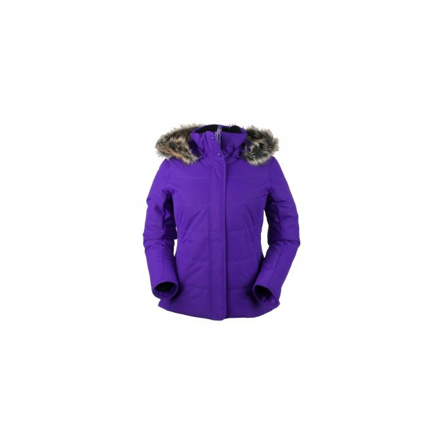 Obermeyer - Tuscany Insulated Ski Jacket Women's, Iris Purple, 8