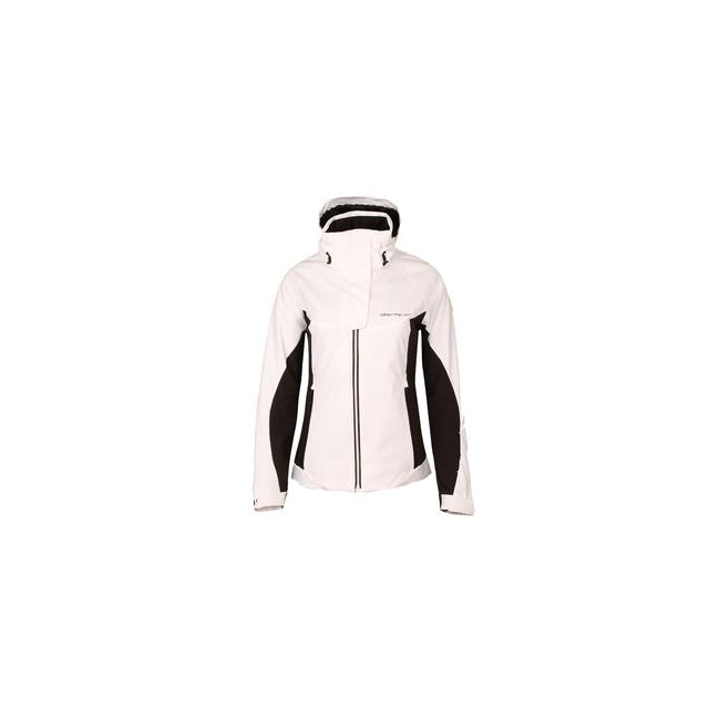 Obermeyer - Empress Insulated Ski Jacket Women's, White, 10
