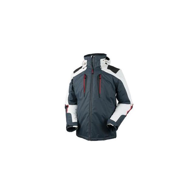 Obermeyer - Foundation Insulated Ski Jacket Men's, Ebony, XL