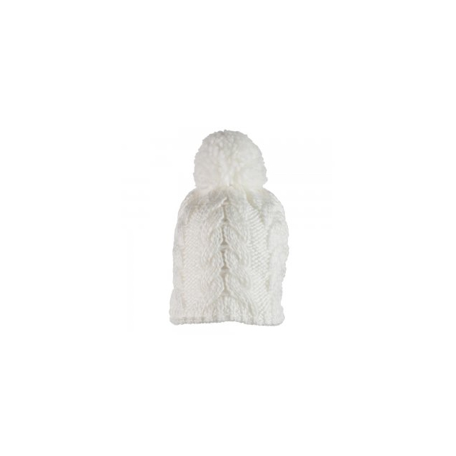 Obermeyer - Live Knit Hat Girls', White,