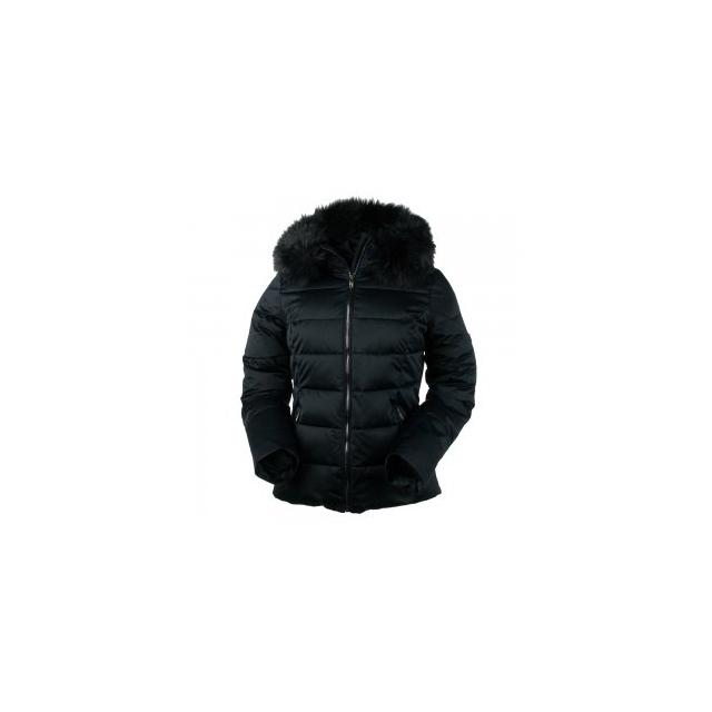 Obermeyer - Bombshell Insulated Petite Ski Jacket Women's, Black, 14