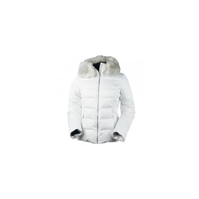 Obermeyer - Bombshell Insulated Petite Ski Jacket Women's, White, 12