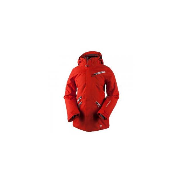 Obermeyer - June Insulated Ski Jacket Girls', Tigers Eye, S