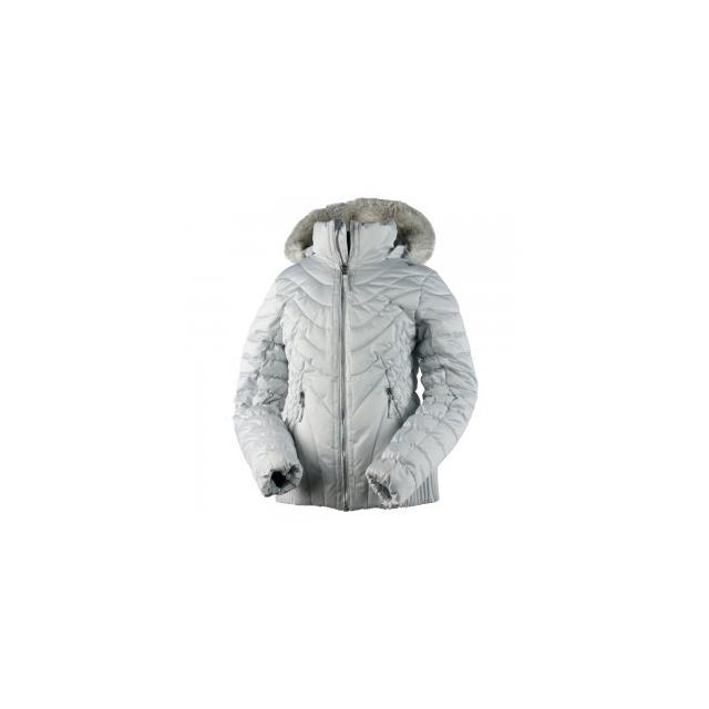 Obermeyer - Aisha Insulated Ski Jacket Girls', Ceramic, S