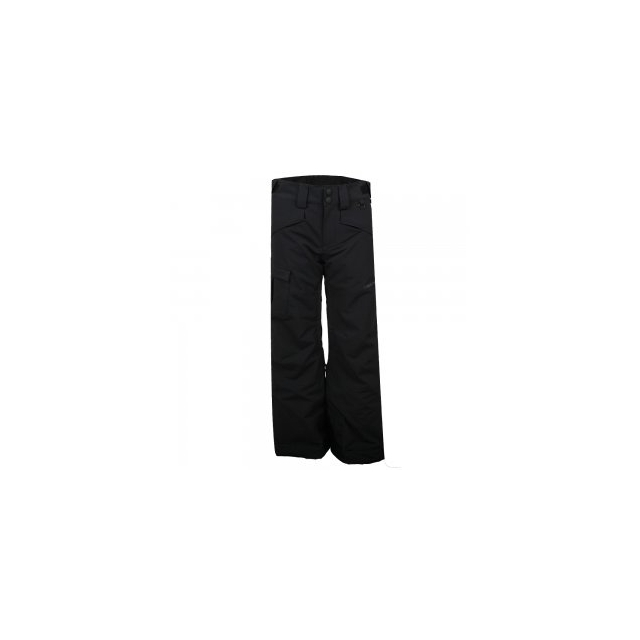 Obermeyer - Porter Insulated Ski Pant Boys', Black, XS