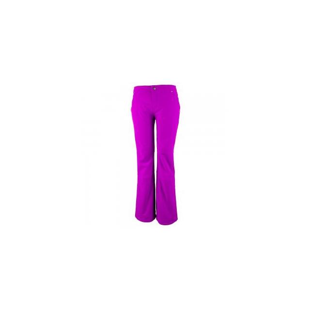 Obermeyer - Angel Softshell Ski Pant Women's, Violet Vibe, 10