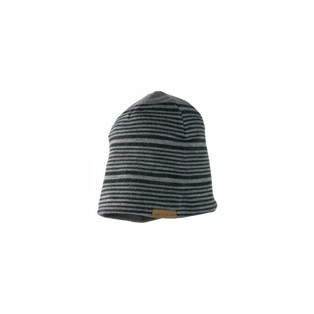 Obermeyer - Striper Knit Hat Men's, Light Heather Grey,