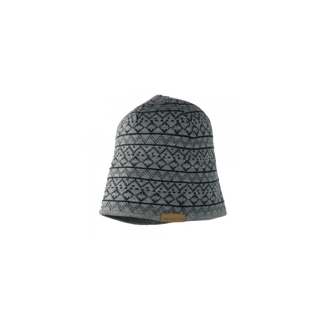 Obermeyer - Mountain Knit Hat Men's, Light Heather Grey,