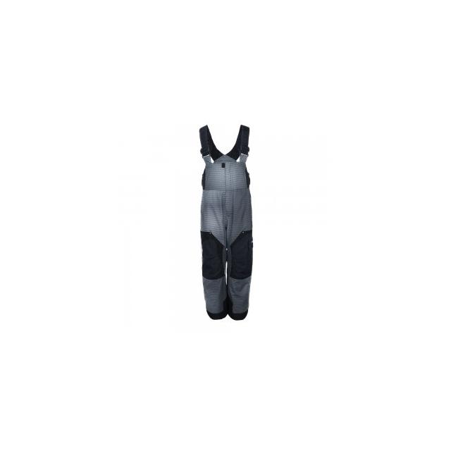 Obermeyer - Volt Print Insulated Ski Pant Little Boys', Dark Karbon Fiber, 2