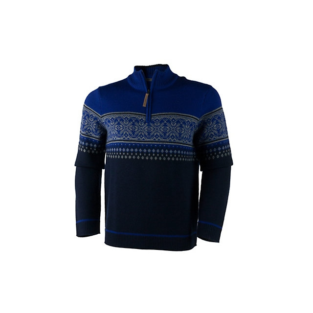 Obermeyer - Bryce 1/4 Zip Mens Sweater