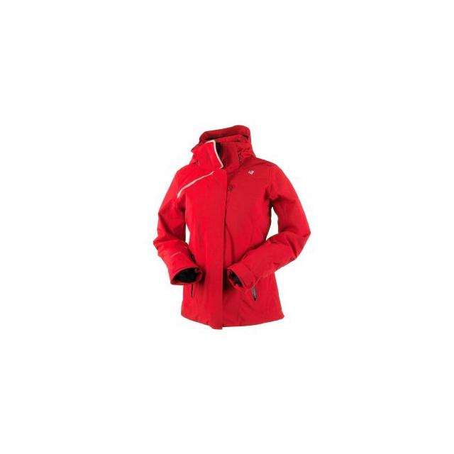 Obermeyer - Zermatt Insulated Ski Jacket Women's, Crimson, 10