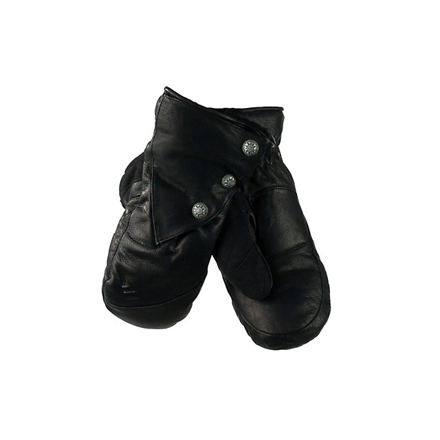Obermeyer - Gates Leather and Down Womens Mittens