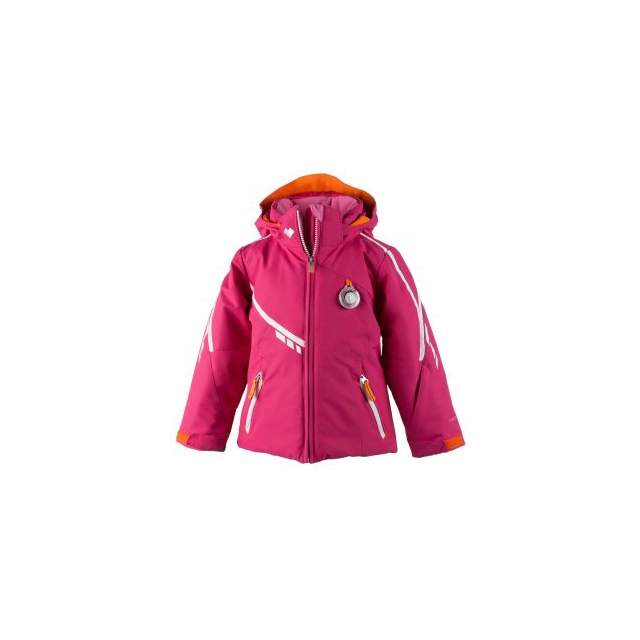 Obermeyer - Leyla Insulated Ski Jacket Little Girls', Glamour Pink, 2