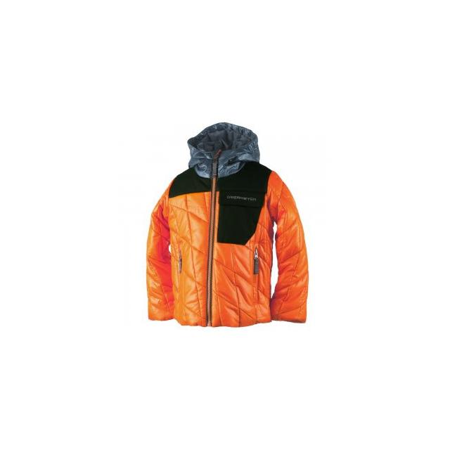 Obermeyer - Catapult Insulated Jacket Toddler Boys', Tangerine, 2