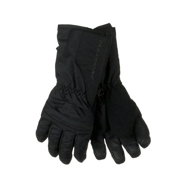 Obermeyer - Gauntlet Glove - Boy's: Black, Extra Small