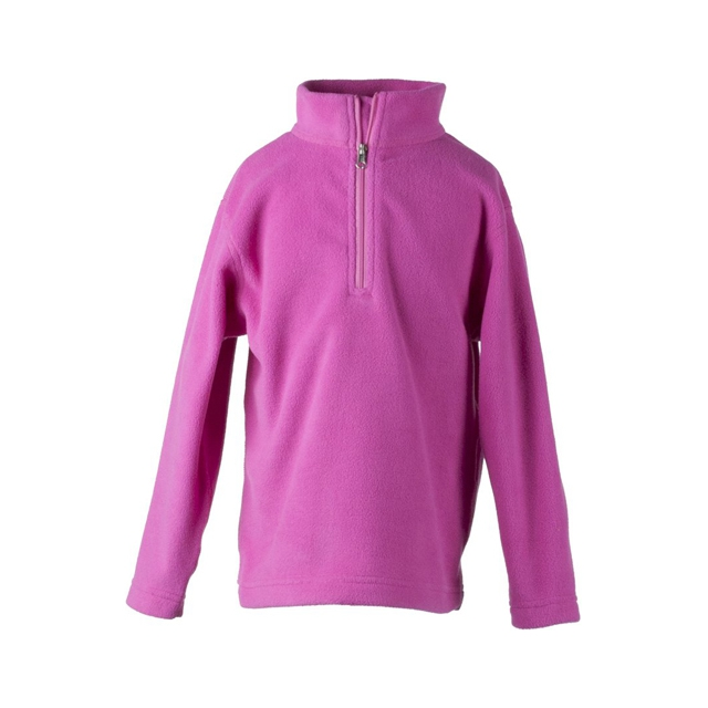 Obermeyer - Ultragear 100 Micro Zip-T - Girl's: Hot Pink, Small