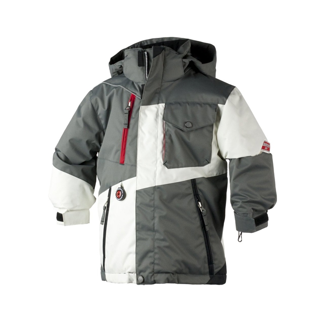Obermeyer - Superpipe Jacket - Boy's: Basalt, 4