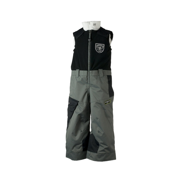 Obermeyer - Chill Factor Bib - Boy's: Basalt, 3