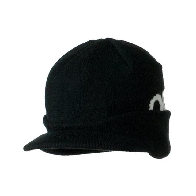 Obermeyer - Hipster Knit Hat Little Boys', True Red, L/XL