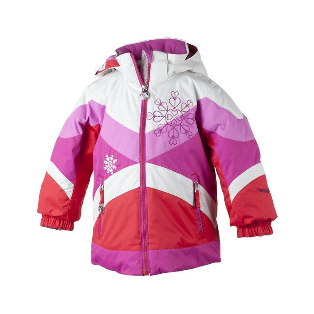Obermeyer - Verbier Jacket - Girl's: Pink, 5