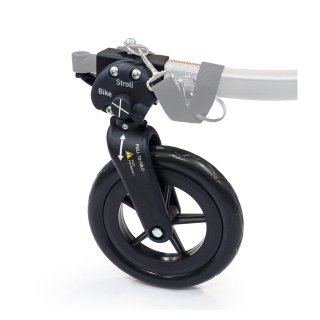 Burley - One-Wheel Stroller Kit