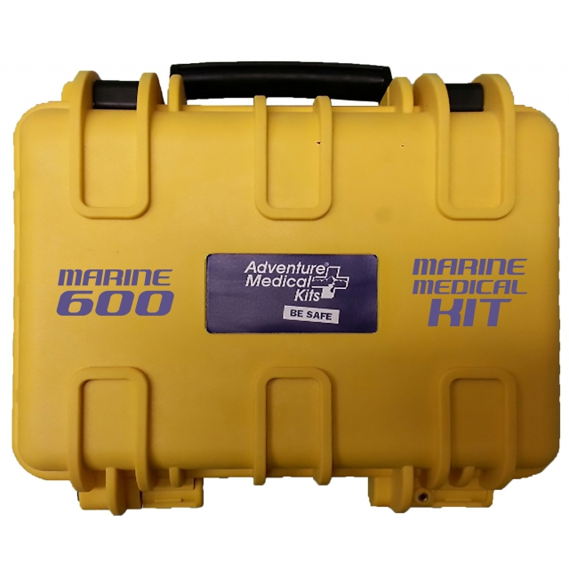 Adventure Medical Kits - Marine, 600, Waterproof Box