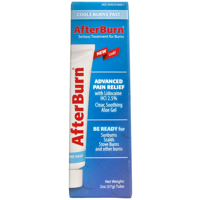 Adventure Medical Kits - AfterBurn Gel, 2oz. Tube