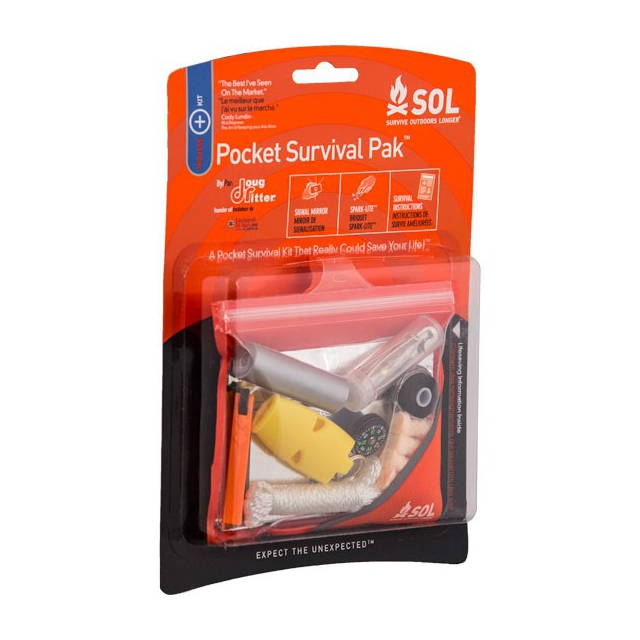 Adventure Medical Kits - Pocket Survival Pak by Doug Ritter