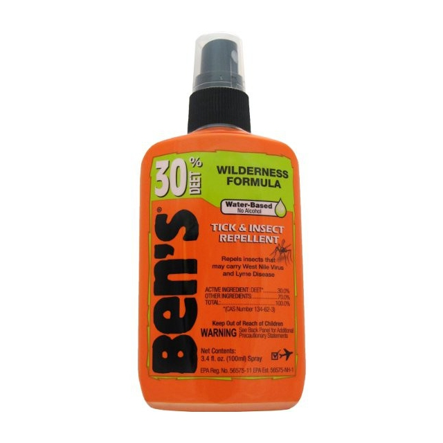 Adventure Medical Kits - Ben's 30 3.4oz Pump - uncarded