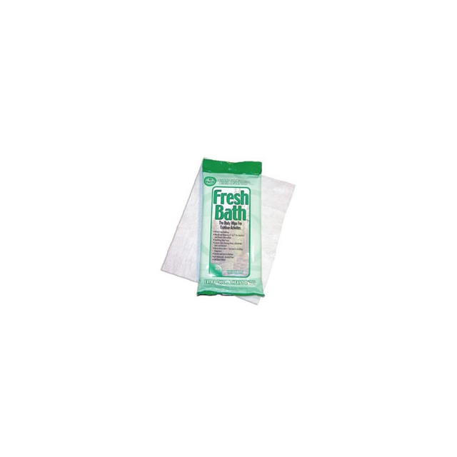 Adventure Medical Kits - Fresh Bath Wipes (8)