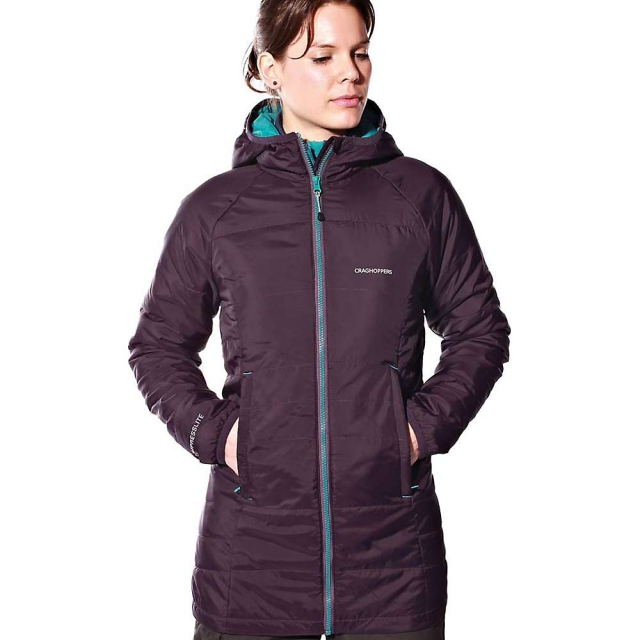 Craghoppers - Women's Compress Long Jacket