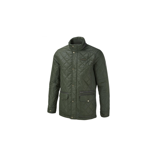 Craghoppers - Allerton Quilted Jacket - Men's-Evergreen-M
